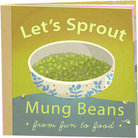 Lets Sprout Mung Beans